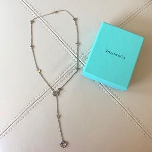 Jewelry - Tiffany and Co. heart necklace